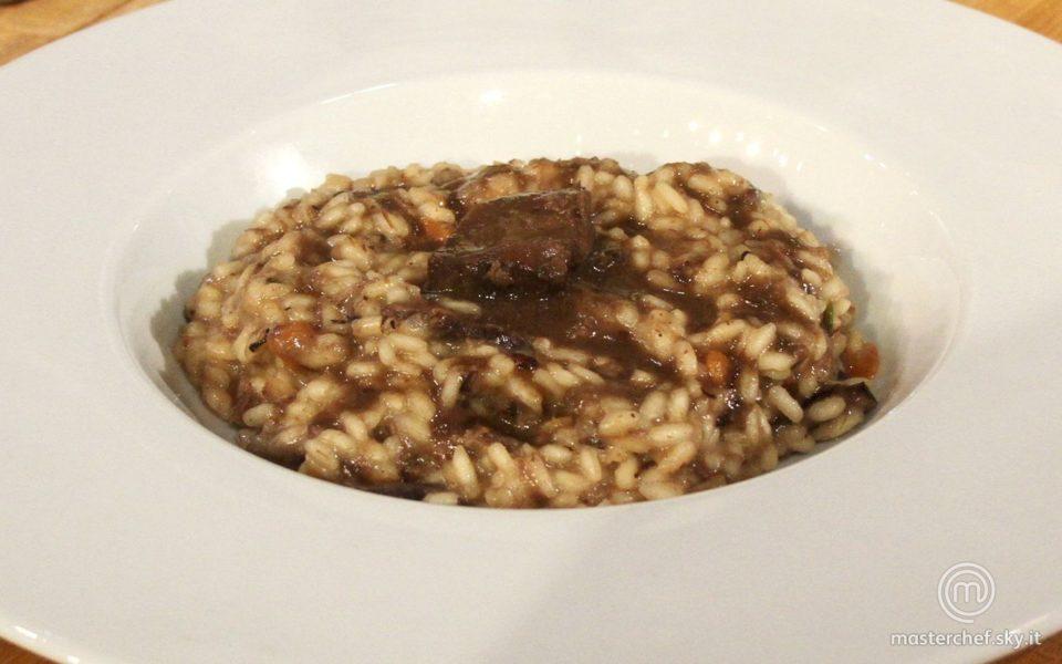 La ricetta della domenica: Risotto con lepre e liquirizia